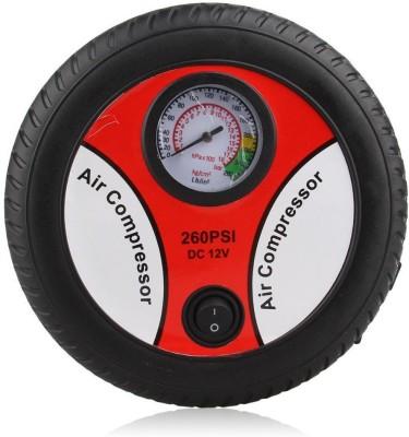 Callmate 260 psi Tyre Air Pump for Car & Bike
