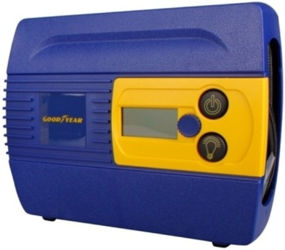 Goodyear 100 psi Tyre Air Pump for Car & Bike