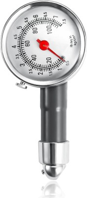 Zoook Analog Tire Pressure Gauge CAE203