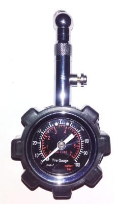 AUTOSKY Analog Tire Pressure Gauge PG-8899