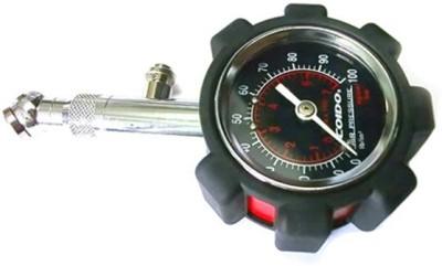 CP Bigbasket Analog Tire Pressure Gauge c1(10 to 100 PSI)