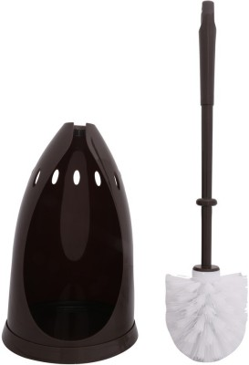 Premsons Triangle Shape Toilet Brush with Holder