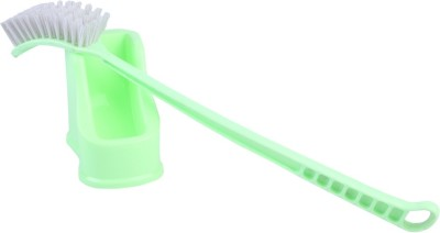 HUM Toilet Brush with Holder(Green)