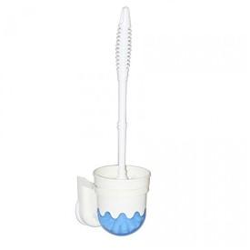 Swarish Toilet Brush with Holder(White)
