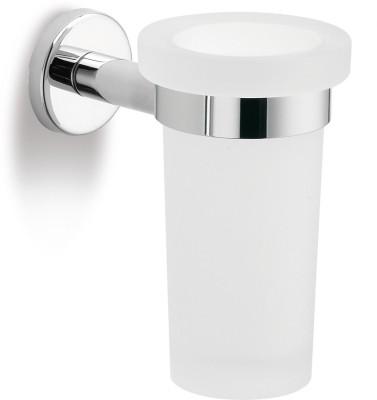 Justime AT12V Wall Mounted Toilet Brush Holder Toilet Brush with Holder