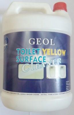 Geol Toilet Yellow Surface Regular Toilet Cleaner