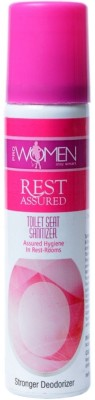 Prowomen Rest Assured Seat Sanitizer None Toilet Cleaner