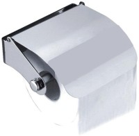 RIPPLES Steel Toilet Paper Holder(Lid Included)