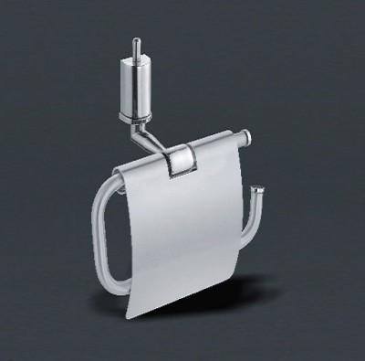 Decowell Stainless Steel Toilet Paper Holder