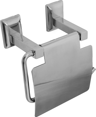 Klaxon Triangle Paper Holder Stainless Steel Toilet Paper Holder