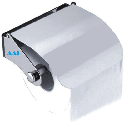 AAI Xylo Stainless Steel Toilet Paper Holder