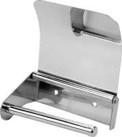 Shakti Enterprises Stainless Steel Toilet Paper Holder(Lid Included)