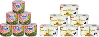 Beeta WYPESPL6TL88M6 12 Toilet Paper Rol...