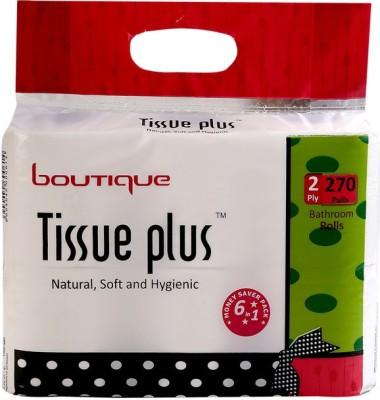 boutique BTQTPTR270Pulls6in1 6 Toilet Paper Roll