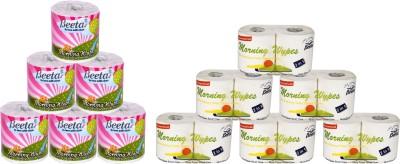 Beeta WYPESPL&TOILET100M 12 Toilet Paper Roll