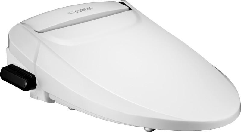 U-COMFORT Plastic Toilet Seat Cover