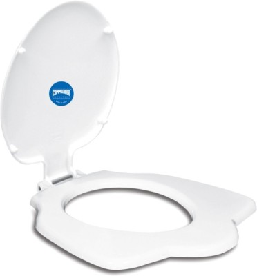 Commander Anglo Indian Polypropylene Toilet Seat Cover