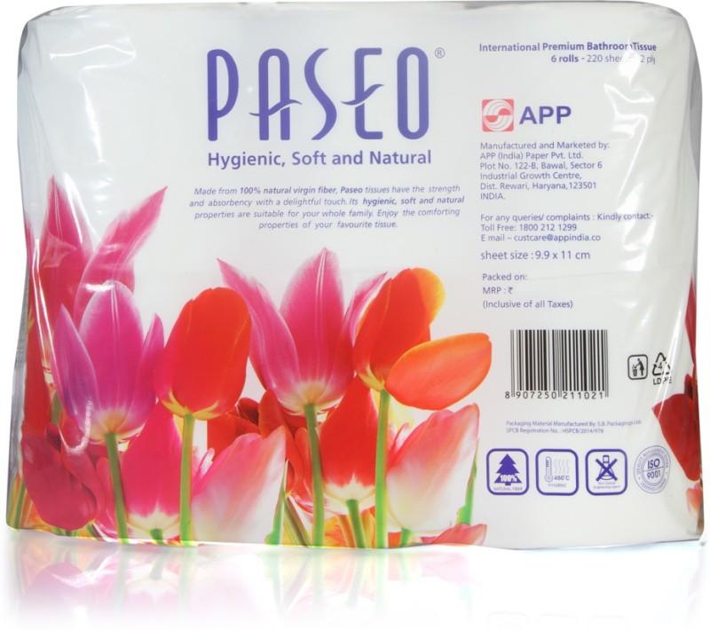 Paseo Toilet Tissue Aid