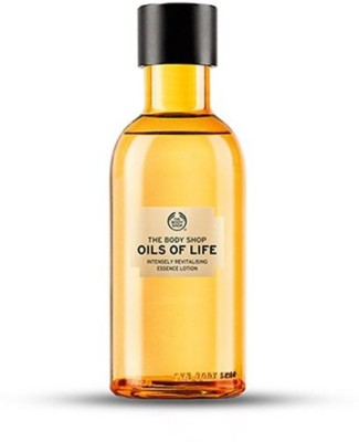 """Body Shop OILS OF LIFEâ""""¢ INTENSELY REVITALIZING ESSENCE LOTION"""