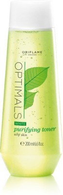 ORIFLAME SWEDEN Optimals White Purifying Toner Oily Skin