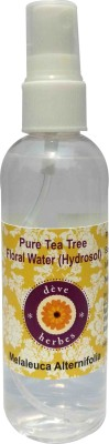 Deve Herbes Natural Tea Tree Floral Water (Hydrosol) 100ml - Melaleuca Alternifolia