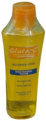 Gluta-C Intense Whitening Herbal Toner For Pinkish Glow Skin