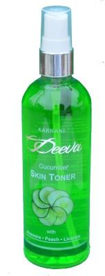 KARNANI Deeva Cucumber Skin Toner (Herbal)