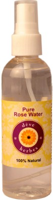 Deve Herbes Pure Rose Water