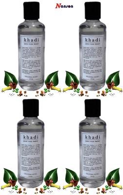 Nanson Khadi Pure Natural Rose Water 840 ml