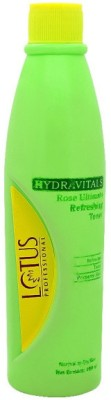 Lotus Professional Hydravitals Rose Ultimate Refreshing Toner