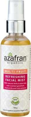 Azafran Organics Multi Fruit Refreshing Facial Mist