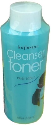 Kojie San Dual Action Herbal Cleanser Plus Toner For Wrinkles
