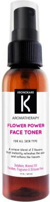 kronokare FLOWER POWER - FACE TONER