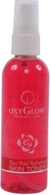 Oxyglow Rose Petal Refreshing Skin Toner