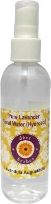 Deve Herbes Natural Lavender Floral Water (Hydrosol) 100ml - Lavandula Augustifolia