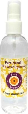 Deve Herbes Natural Neroli Floral Water (Hydrosol) - Citrus Aurantium
