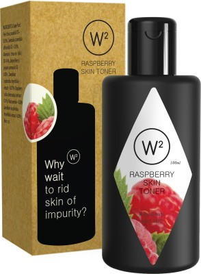 W2 Detoxifying Raspberry Skin Toner