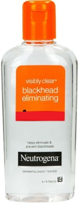 Neutrogena visibly clear blackhead eliminating toner