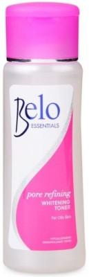 Belo Essentials Pore Refining Whitening Toner For Oily Skin