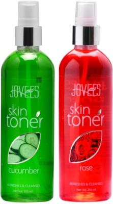 Jovees Skin Toner ( Cucumber, Rose )