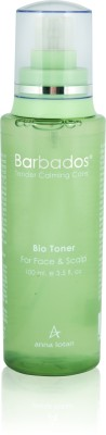 Anna Lotan Barbados Bio Toner For Face & Scalp