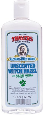 Thayers Witch Hazel with aloe vera formula(355 ml)