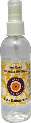 Deve Herbes Natural Rose Floral Water (Hydrosol) - Rosa Damascena