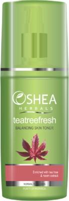Oshea Herbals TEATREEFRESH - Teatree and Neem Balancing Facial Skin Toner 120 ML (Oily skin)
