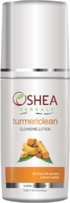 Oshea Herbals TURMERICLEAN - Cleansing Lotion 120 ML (Dry skin)