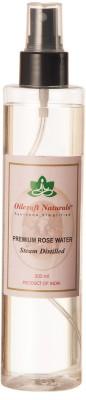 Oilcraft Naturals Rose Water Facial Mist