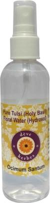 Deve Herbes Natural Holy Basil Floral Water (Hydrosol) 100ml - Ocimum Santum