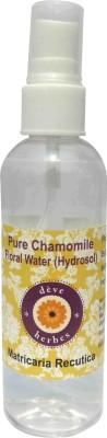 Deve Herbes Natural Chamomile Floral Water (Hydrosol) 100ml - Matricaria Recutica