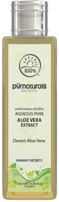 Pure Naturals Authentique Aloe Vera Face Care Extract