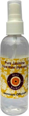 Deve Herbes Natural Jasmine Floral Water (Hydrosol) 100ml - Jasminum Officinale